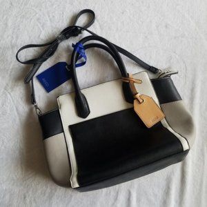 NWT Reed colorblock Purse featuring black …